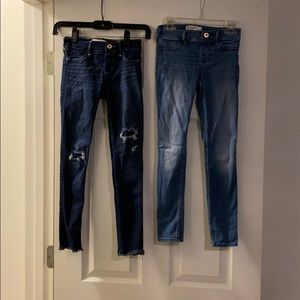 abercrombie kids Bottoms - Kids Abercrombie stretch jeans